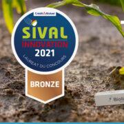 Le T-Protect® Médaillé de Bronze au SIVAL innovation 2021 !